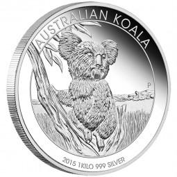 Koala 1 Kg Silber Silbermünzen Shop Feingoldhandelde