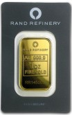 Goldbarren 1 Unze Rand Refinery