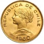 100 Peso Chile
