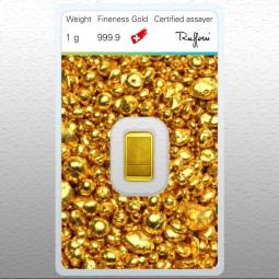 Goldbarren 1 Gramm Fairtrade