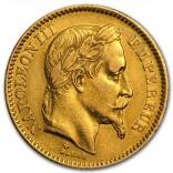 20 Francs Napoleon III.