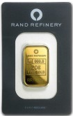Goldbarren 20 Gramm Rand Refinery