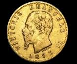20 Lire Vittorio Emanuelle II.