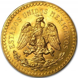 50 Peso Mexico