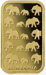 Goldbarren 1 Unze Rand Refinery