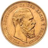 10 Mark Friedrich III. J. 247