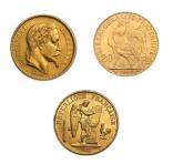 20 Francs diverse / 20 Stück