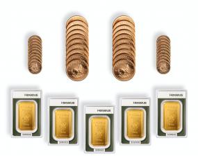 Anlagepaket Medium: Vermögenssicherheit