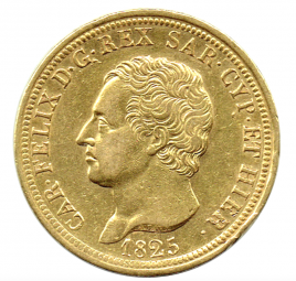 80 Lire Carlo Felice