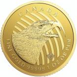200 $ Adler 1 Unze 2018
