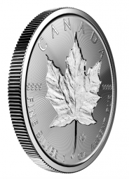 Maple Leaf Incuse 1 Unze / 25 Stück