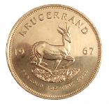 Krügerrand 1967