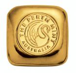 Goldbarren 1 Unze Perth Mint gegossen