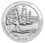 America the Beautiful Voyageur Minnesota 2018