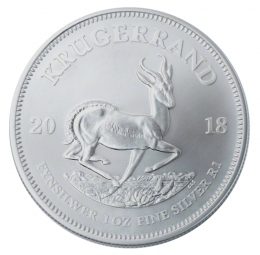 Krügerrand 1 Unze Ag / 500 Stück