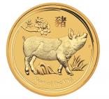 Jahr des Schweins 1 kg 2019