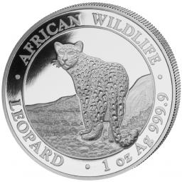 Somalia Leopard 2018 1 Unze