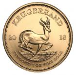 Krügerrand 1 Unze 2018