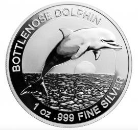1 $ Bottlenose Dolphin 2019