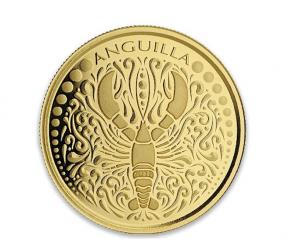 Anguilla Lobster 1 Unze 2018