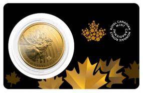 200 $ Elch Kanada 1 Unze 2019