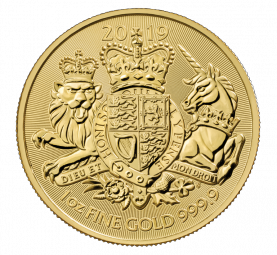 Royal Arms Großbritannien 1 Unze 2019