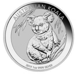 Koala 1 Unze / 20 Stück