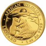 Somalia Leopard 2019 1 Unze
