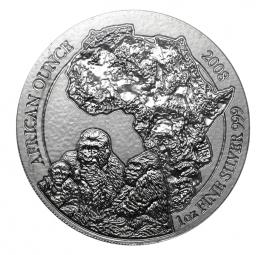 African Ounce Gorilla 2008