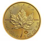 Maple Leaf 1 Unze 2020