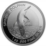 1 $ Spinner Dolphin 2020