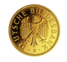 1 DM Goldmark 2001