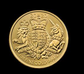 Royal Arms Großbritannien 1 Unze 2020