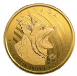 200 $ Rotluchs 1 Unze 2020