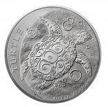 Schildkröte Niue 2 Unzen