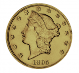 20 Dollar Liberty Head