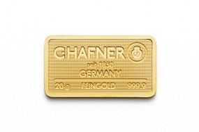 20 Gramm Feingold C.Hafner