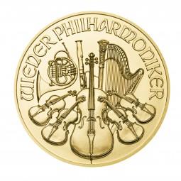 Philharmoniker 1/10 Unze