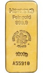Goldbarren 1000 G Online Bestellen Feingoldhandelde