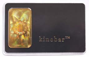 Goldbarren 20 Gramm kinebar™