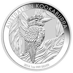Kookaburra 1 oz 2018