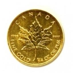 Maple Leaf 1/2 Unze zur Lagerung