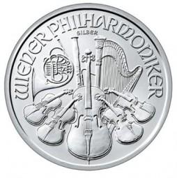 Philharmoniker 1 Unze / 100er Paket
