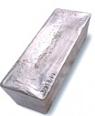 Silberbarren 5000 g zur Lagerung