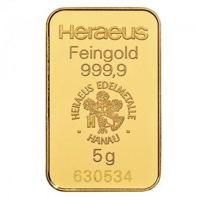 goldpreis 5 gramm barren