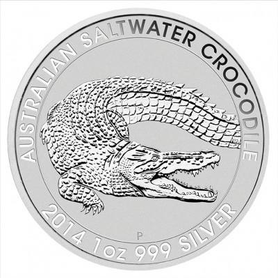 Crocodile 1 Unze