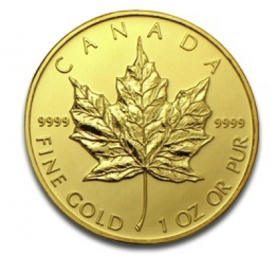 Maple Leaf 1 Unze diverse Jahrgänge