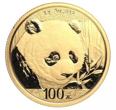 Panda 8 Gramm