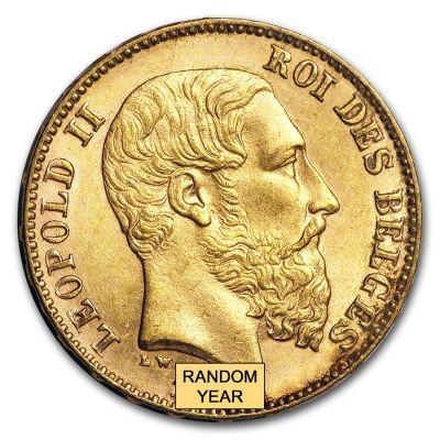 20 Belgische Franc Leopold