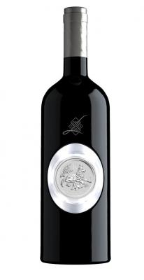 Le Laurion Weinflasche Bordeaux Jahr des Hundes Lunar II